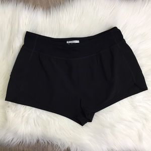 🌸2 for $18🌸 Forever 21 Black Active Shorts